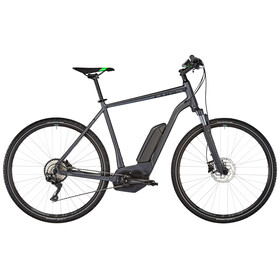 Cube Cross Hybrid Pro 400 E-Cross Bike grey